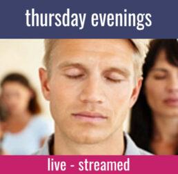 thursday evenings