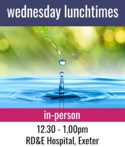 wednesday lunchtimes